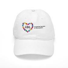 CDG Logo_Text_RTmid_RGB Baseball Cap