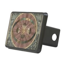 Heliocentric Hitch Cover