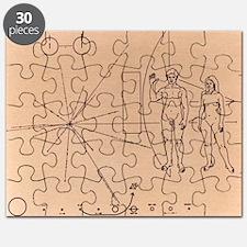 Pioneer10-plaque Puzzle