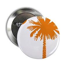 """SC Palmetto  Crescent (2) orange 2.25"""" Button"""