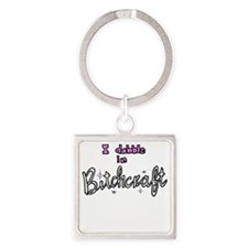 B Craft - 8-9-11 Square Keychain