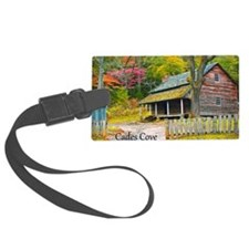 cadesCove_HDR_laptop Luggage Tag