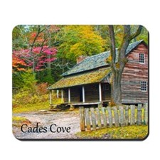 cadesCove_HDR_laptop Mousepad