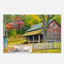 cadesCove_HDR_laptop Postcards (Package of 8)
