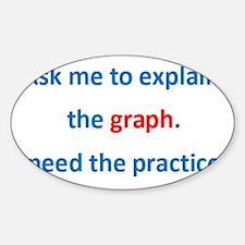 explain Sticker (Oval)