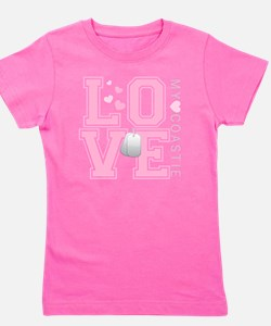 lovemycoastie Girl's Tee