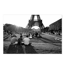 Eiffel 27A-Poster Postcards (Package of 8)