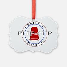 flipcupchamp Ornament