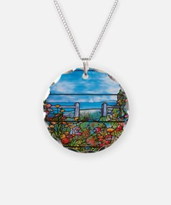 Tiffany Seascape Necklace