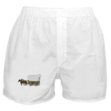 Covered Wagon Boxer Shorts