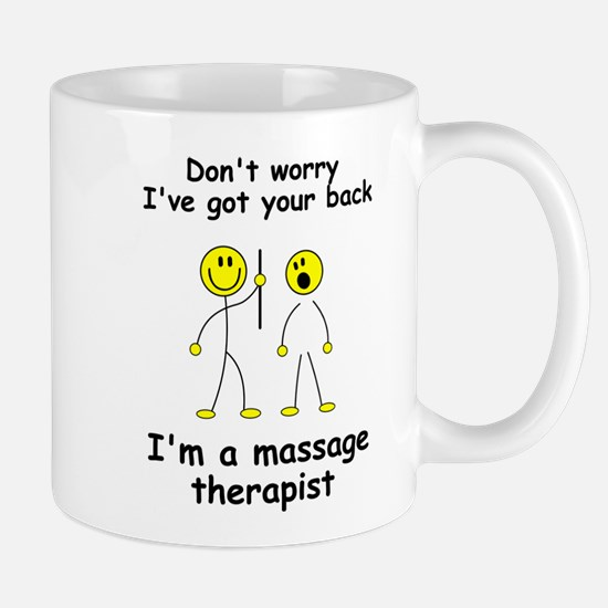 MUST HAVE for massage therapist Mugs