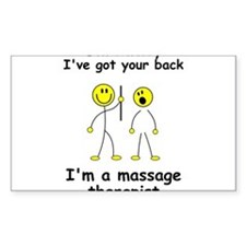 MUST HAVE for massage therapist Decal