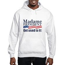 MADAME PRESIDENT Jumper Hoody