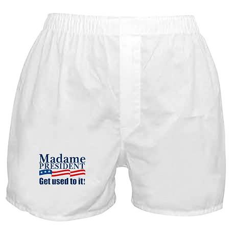 MADAME PRESIDENT Boxer Shorts