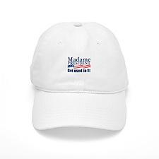 MADAME PRESIDENT Baseball Cap