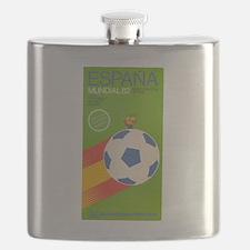 Spain 1982 Flask