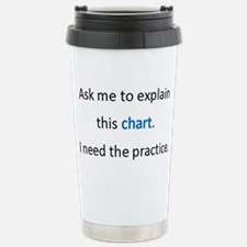 explain chart Stainless Steel Travel Mug