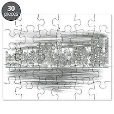 NYC-SKYLINE Puzzle