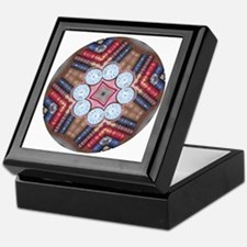 Clock-Bookshelf-8K121 Keepsake Box