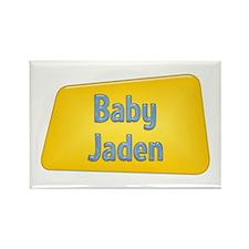 Baby Jaden Rectangle Magnet