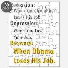 recovery_obama_job_loss_dark Puzzle