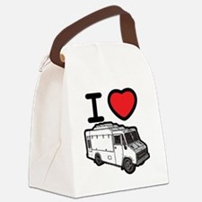 16_FoodTruck_ILove Canvas Lunch Bag