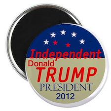 TRUMP 2012 Magnet