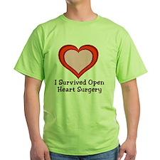 i_survived_open_heart_surgery T-Shirt