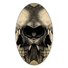 vintage_skull_flipflops Decal