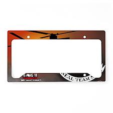 ST6Wardak License Plate Holder