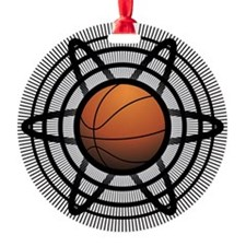 Vector - Basketballs by DragonArt2 Ornament