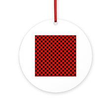 flipflop10 Round Ornament