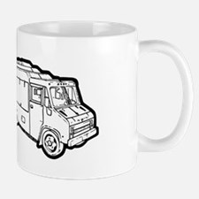 FoodTruck_PlateUtensils_Blk_Top Mug