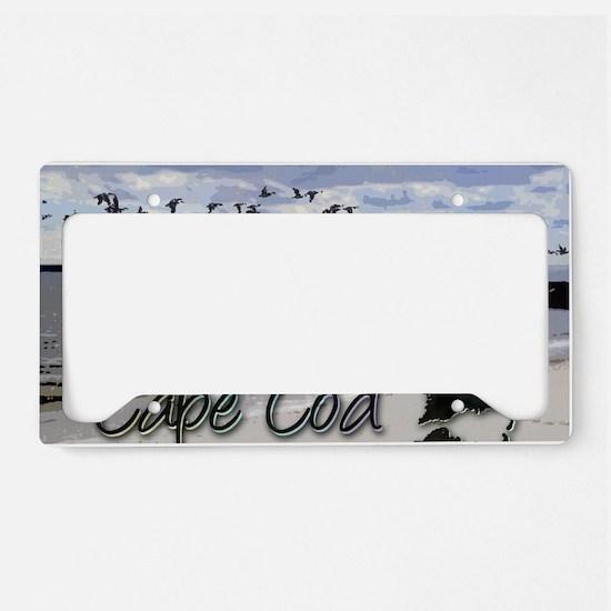 capebluillusbkrnbwtemp_laptop License Plate Holder