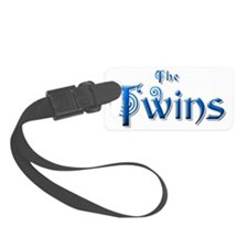 thetwinsw Luggage Tag