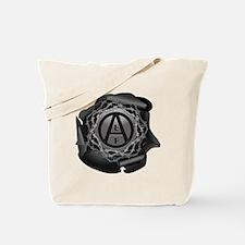 alf-black-01 Tote Bag