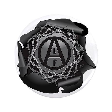 """alf-black-01 3.5"""" Button"""
