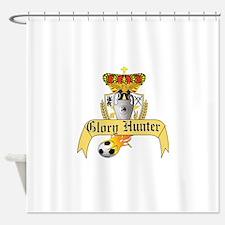 GloryHunta2hr Shower Curtain