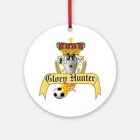 GloryHunta2hr Round Ornament