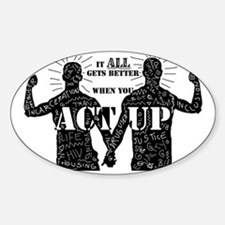 It All Gets Better Decal
