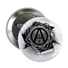 "alf-white-01 2.25"" Button"