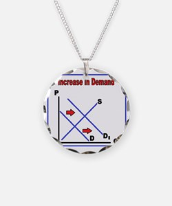 Increase in Demand Necklace