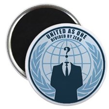 anonymousblue Magnet