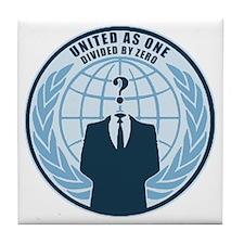 anonymousblue Tile Coaster