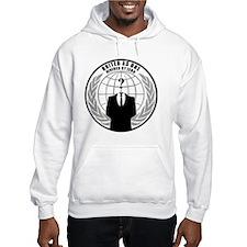 anonymousbutton Hoodie Sweatshirt