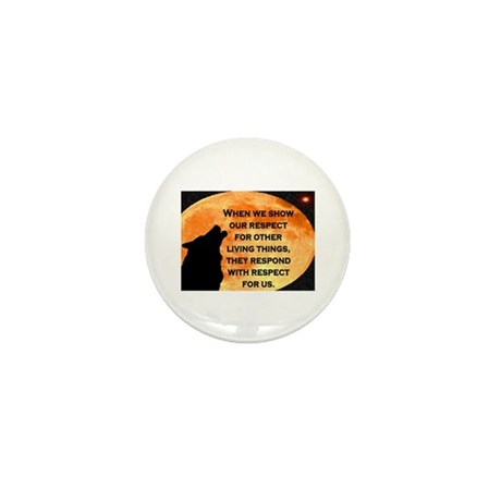 SHOW RESPECT FOR ALL Mini Button (10 pack)