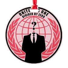anonymousred Ornament