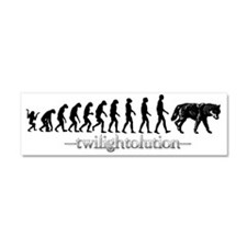 Twilightolution 2 Car Magnet 10 x 3