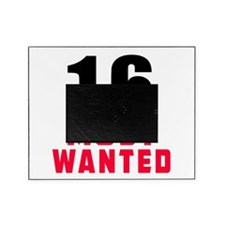 16 most wanted Picture Frame