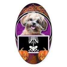 LilSpookyShihPooMaggie Decal